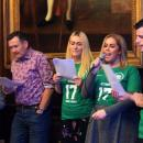 Launch of 'Voices for Dignity' book, Mansion House, Dublin